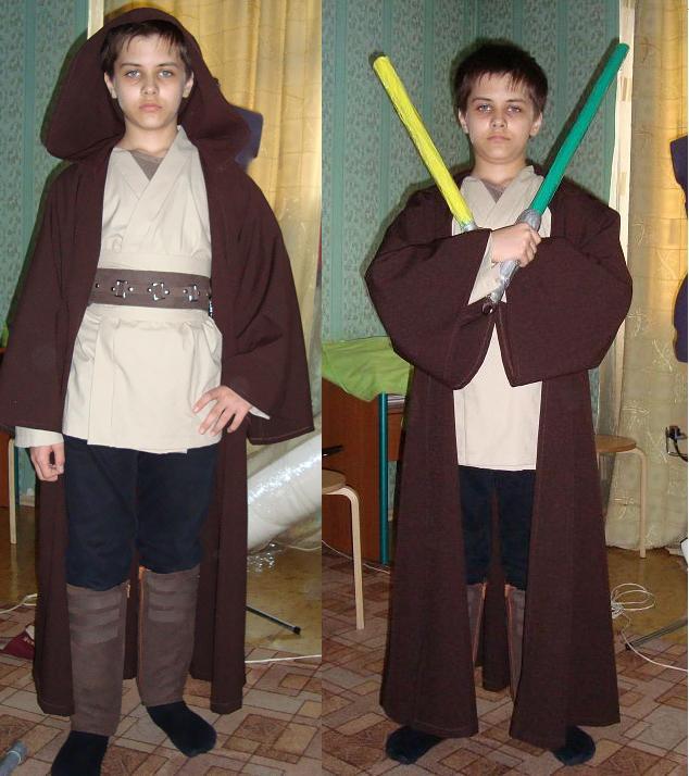 Звёздные войны костюмы своими руками