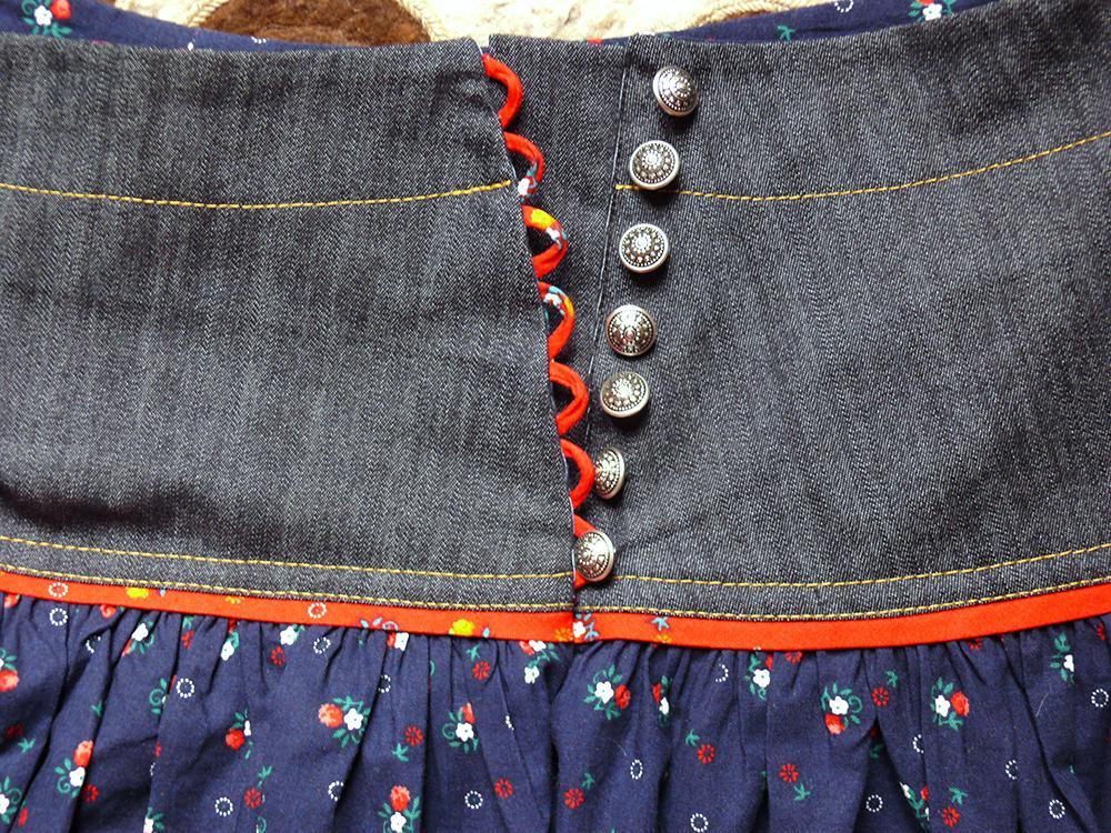 Приспособление для выравнивания низа юбки