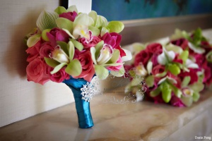 Teal_pink_green_bridesmaids_bouquets1.jpg