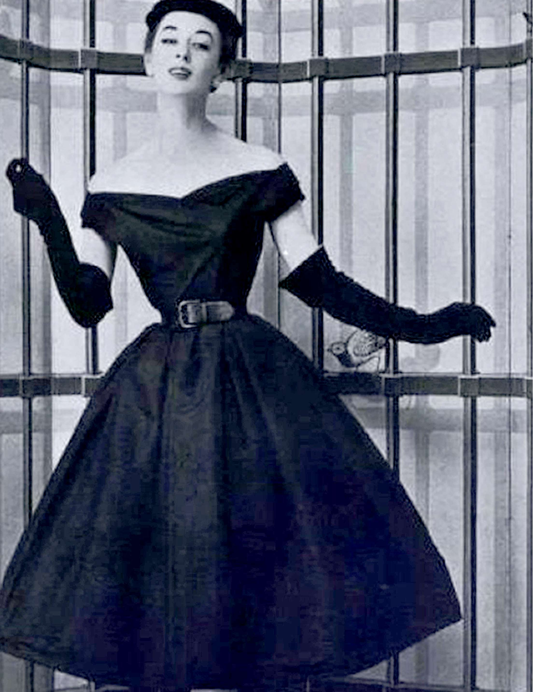 Images of fashion in the 1950s 41