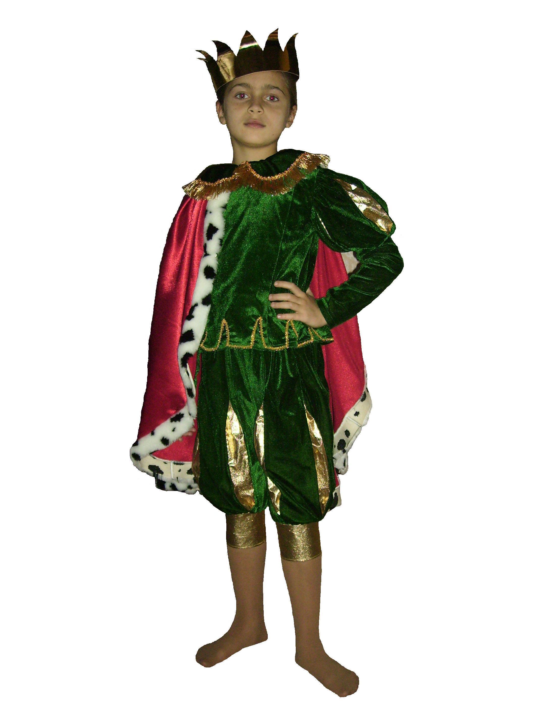 Как сделать костюм принца с