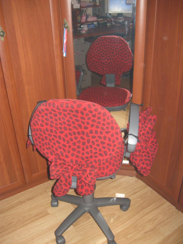 выкройка чехла на икеевское кресло